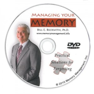 Managing Your Memory - DVD